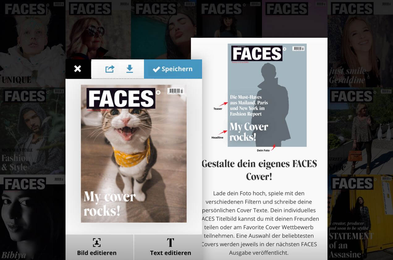 Thumbnail Faces case study