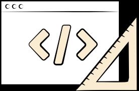 Illustration Massgeschneiderte Web-Applikationen